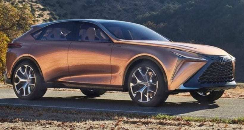 76 New Lexus Truck 2020 Price Design and Review