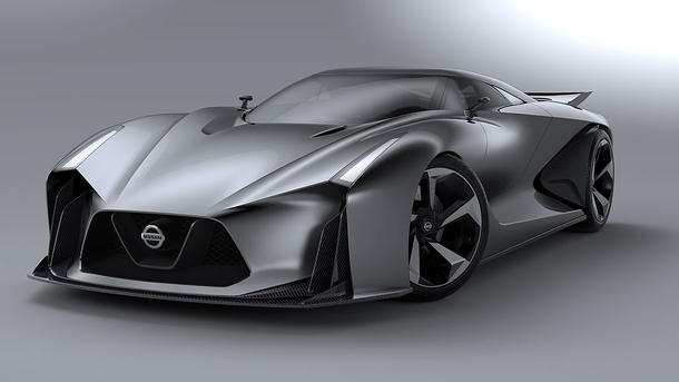 76 New Nissan Vision 2020 Concept