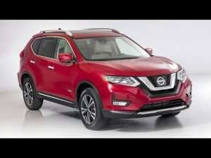 76 New Nissan X Trail 2019 Review Exterior