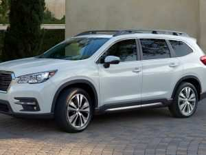 76 New Subaru Ascent 2019 Engine New Model and Performance