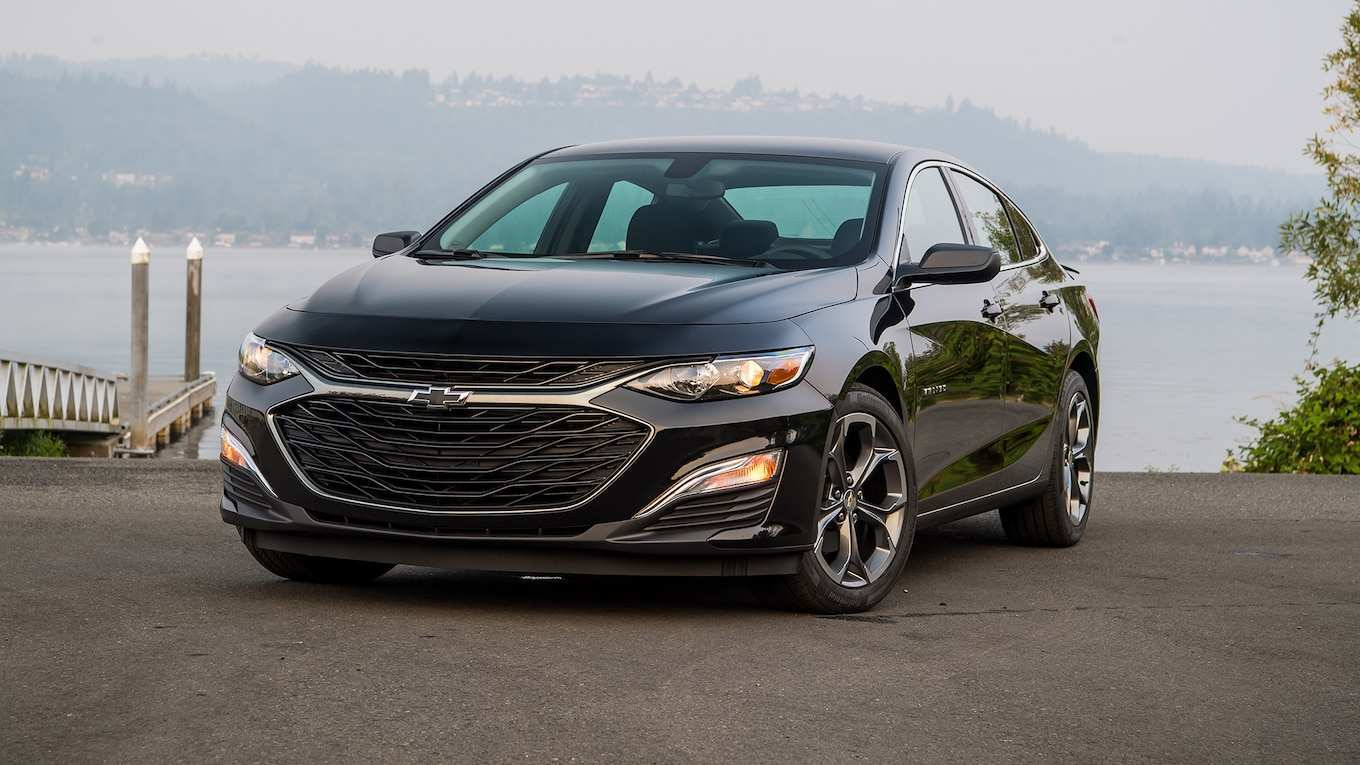 76 The 2019 Chevrolet Malibu Engine