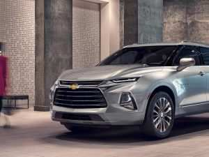 76 The 2019 Chevrolet Release Model