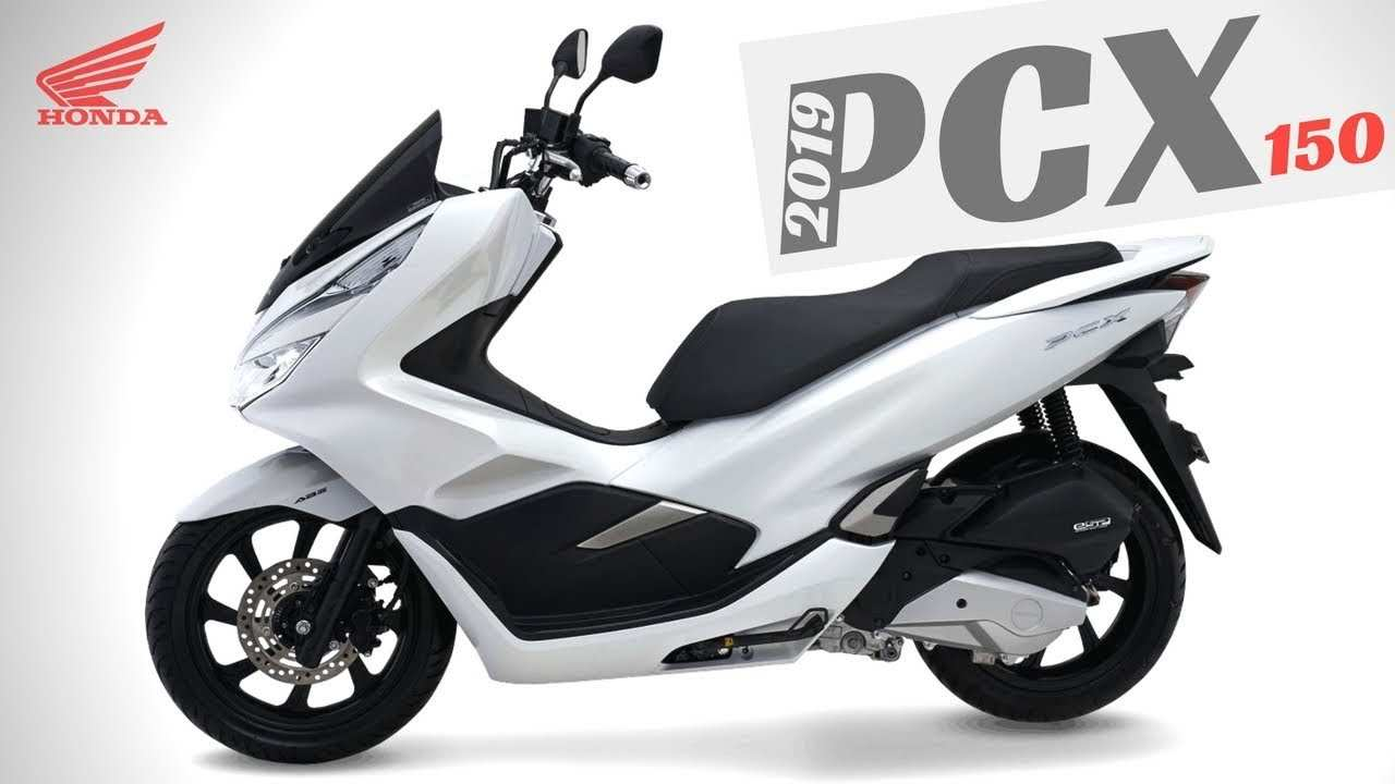 76 The 2019 Honda 150 Scooter Redesign