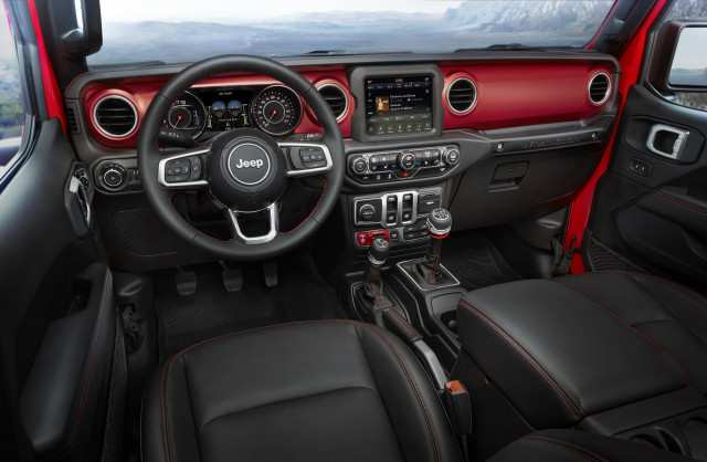 76 The 2019 Jeep Truck Interior Review