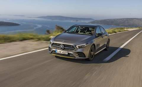 76 The 2019 Mercedes Hatchback Redesign And Review