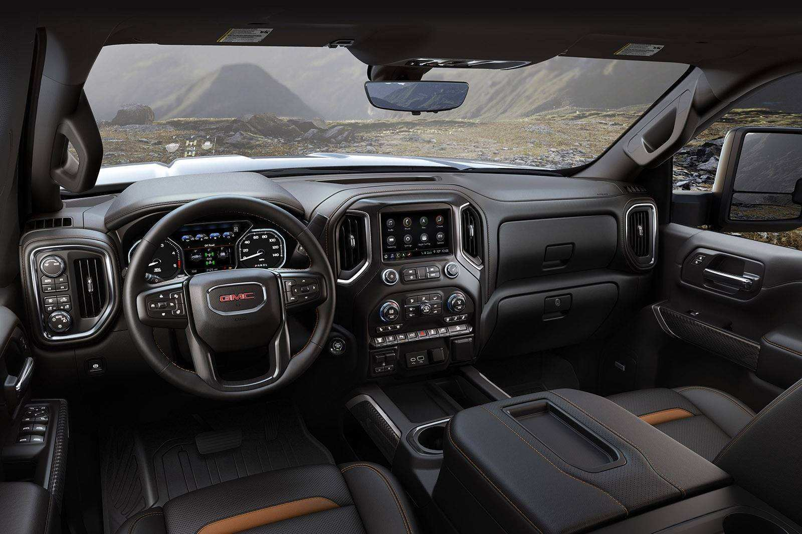 76 The 2019 Vs 2020 Gmc Sierra Hd Redesign and Review