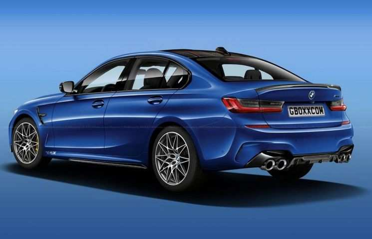 76 The 2020 Bmw G80 Review and Release date