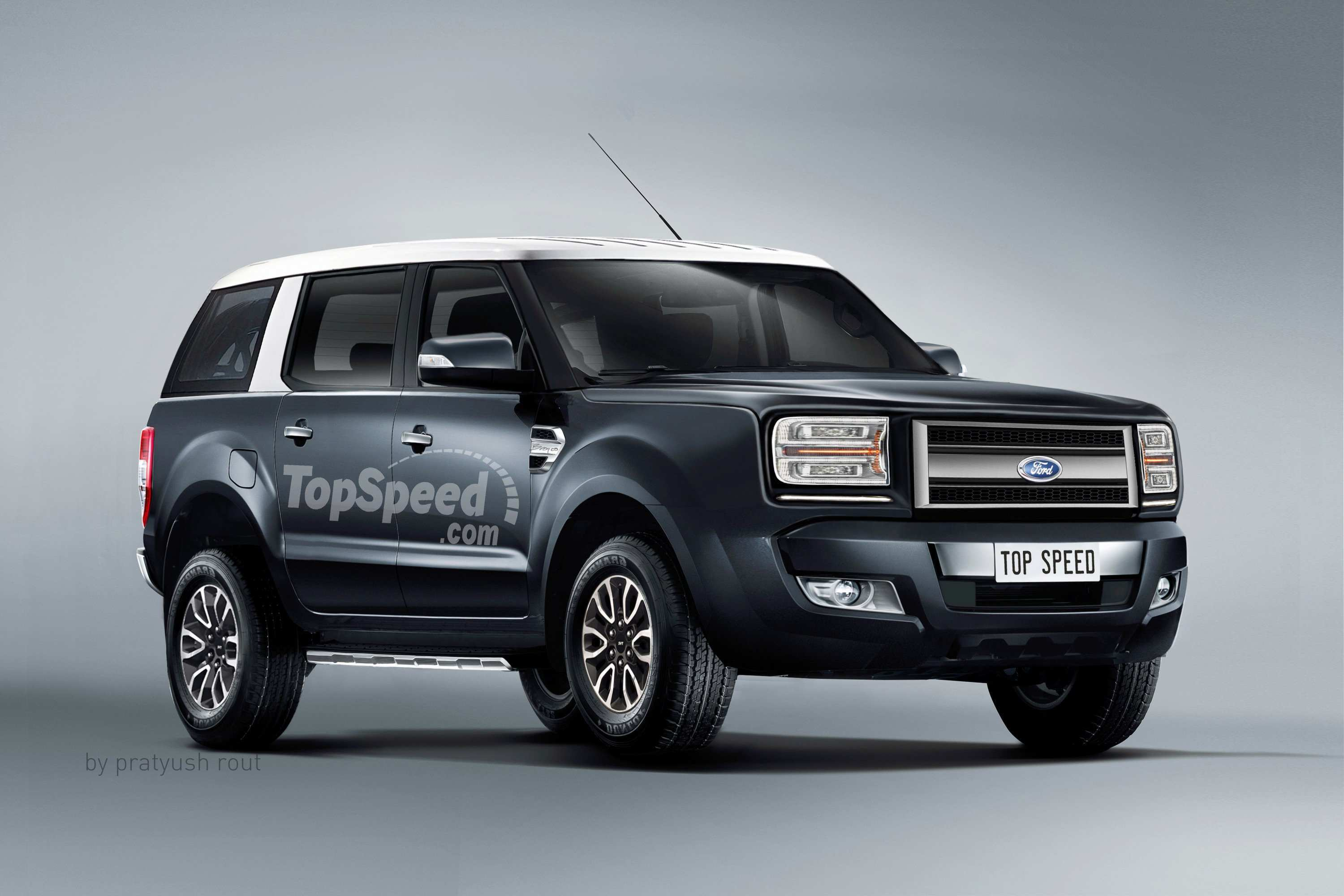 76 The 2020 Ford Bronco And Ranger Style