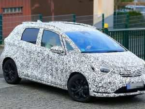 76 The 2020 Honda Fit Research New