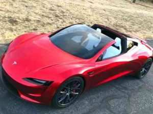 2020 Tesla Roadster Launch