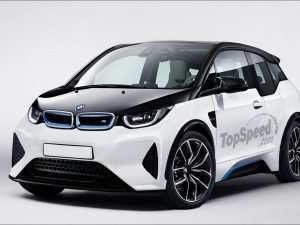 76 The BMW Elbil 2020 Exterior