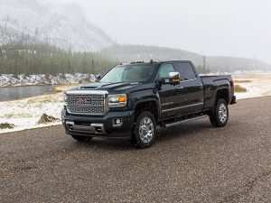 76 The Best 2019 Gmc 3 4 Ton Truck New Model and Performance