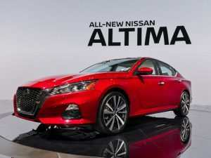 76 The Best 2019 Nissan Altima News Overview