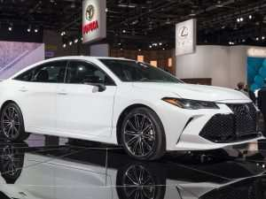 76 The Best 2019 Toyota Avalon Xse Release Date