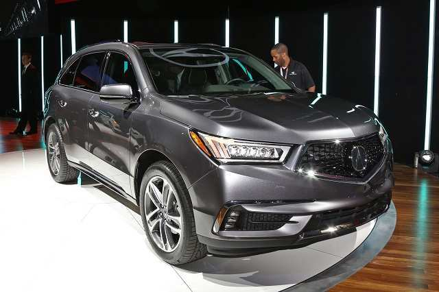 76 The Best Acura Mdx 2019 Vs 2020 Release Date