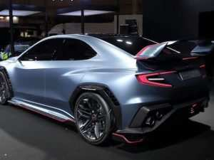 76 The Best Subaru News Sti 2020 Exterior and Interior