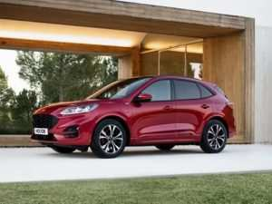 76 The Ford New Kuga 2020 Engine
