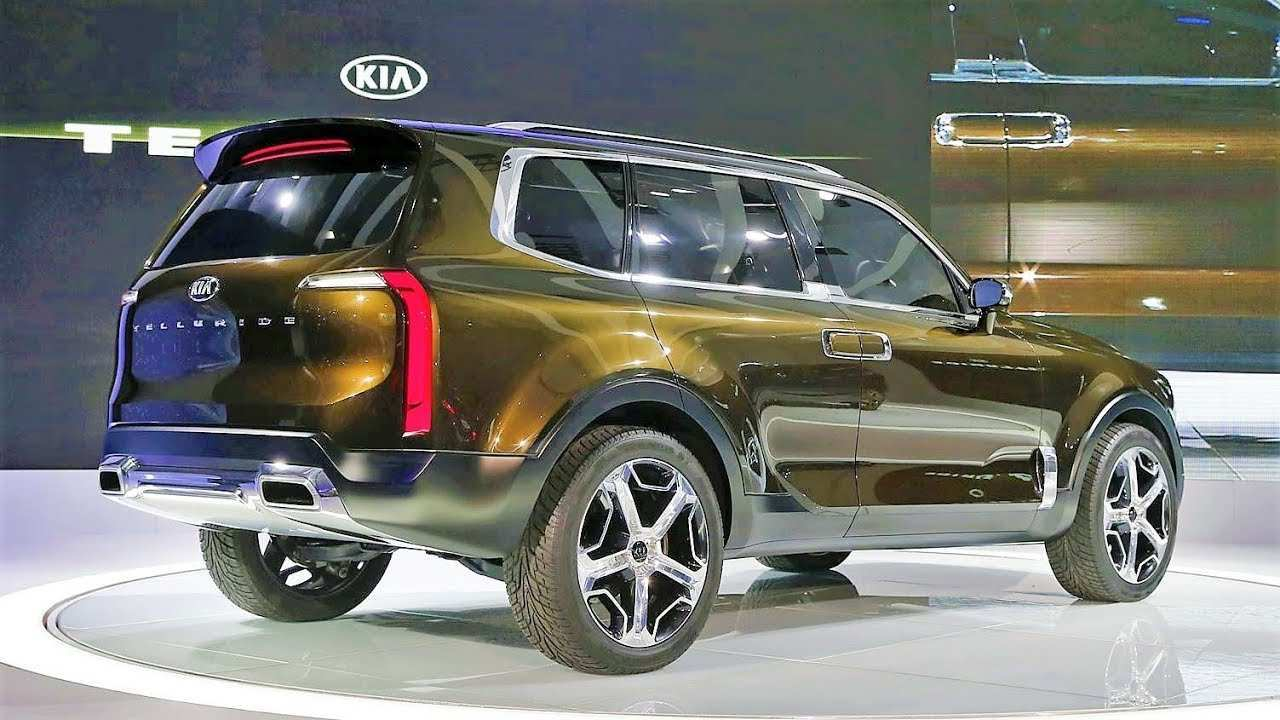 76 The Kia New Suv 2019 Pricing