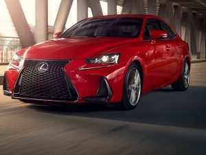 76 The Lexus 2019 F Sport Wallpaper