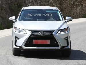 76 The Lexus Rx 2020 Facelift Performance and New Engine