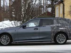 76 The New BMW 3 Series Touring 2020 Exterior