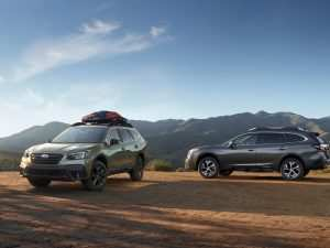76 The Subaru Outback 2020 Engine Performance and New Engine