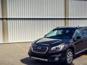 76 The Subaru Usa 2020 Outback Spy Shoot