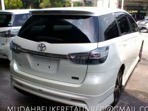 76 The Toyota Wish 2020 Performance and New Engine