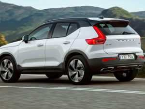 76 The Volvo Xc40 2020 Release Date Style