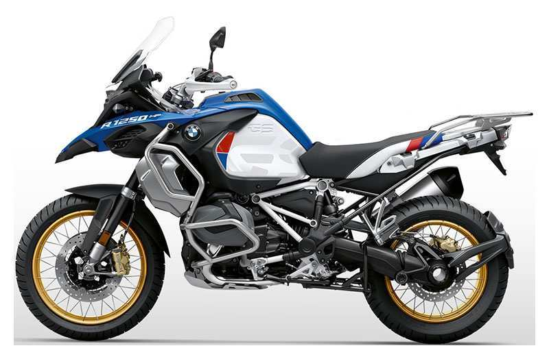 77 A 2019 Bmw 1250 Gs Release