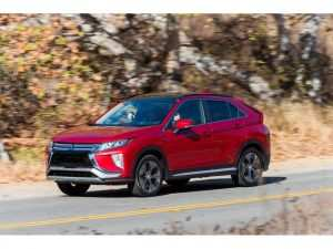 77 A 2019 Mitsubishi Crossover Wallpaper