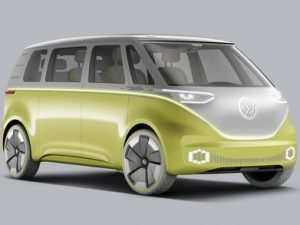 77 A 2019 Volkswagen Bus Review and Release date