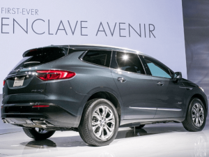 77 A 2020 Buick Enclave Changes Release Date