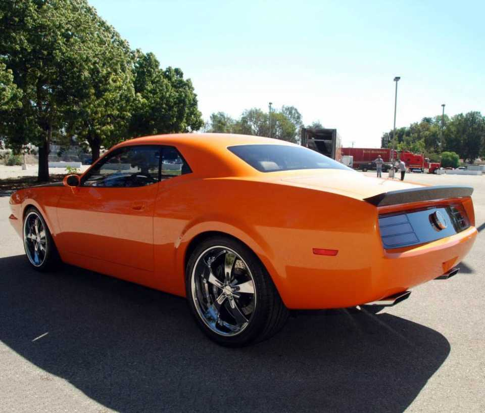 77 A 2020 Dodge Barracuda Redesign and Concept
