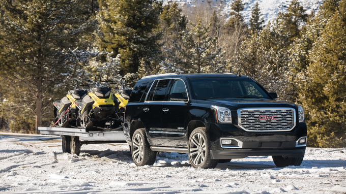 77 A 2020 Gmc Yukon Pictures Specs And Review