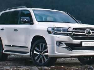 77 A 2020 Toyota Land Cruiser 200 Research New
