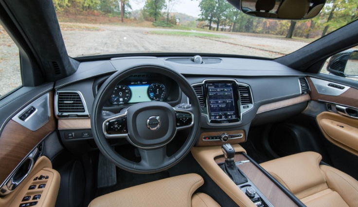 77 A Volvo Xc90 2020 Interior Review And Release Date