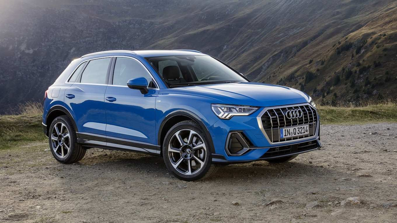 77 All New 2019 Audi Q3 Usa Redesign And Review