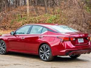 77 All New 2019 Nissan Altima News Redesign