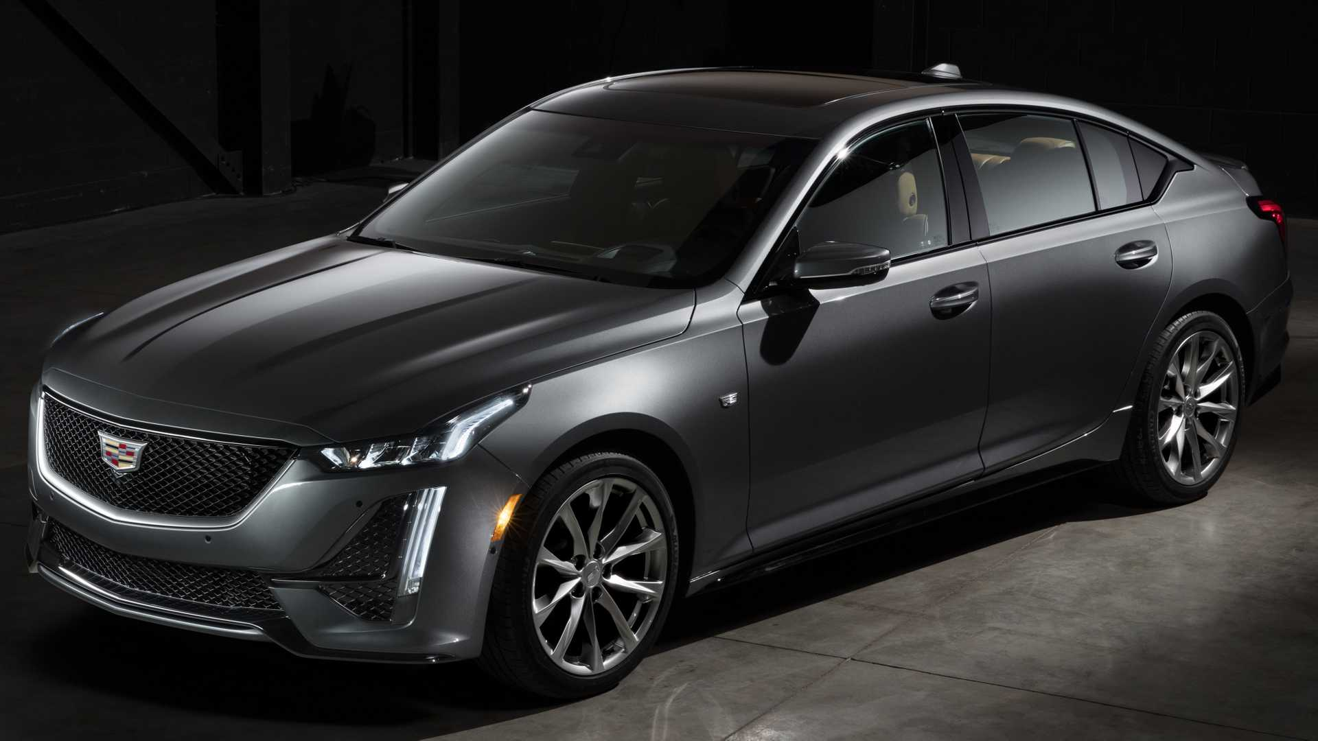 77 All New 2020 Cadillac Ats New Model And Performance