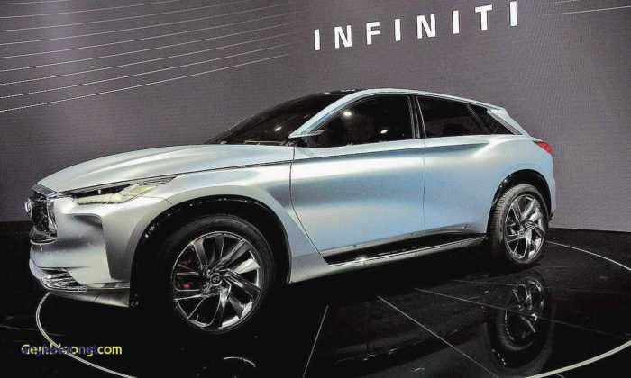 77 All New 2020 Infiniti Qx70 Redesign Research New