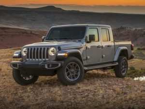 77 All New 2020 Jeep Gladiator Mpg Spy Shoot