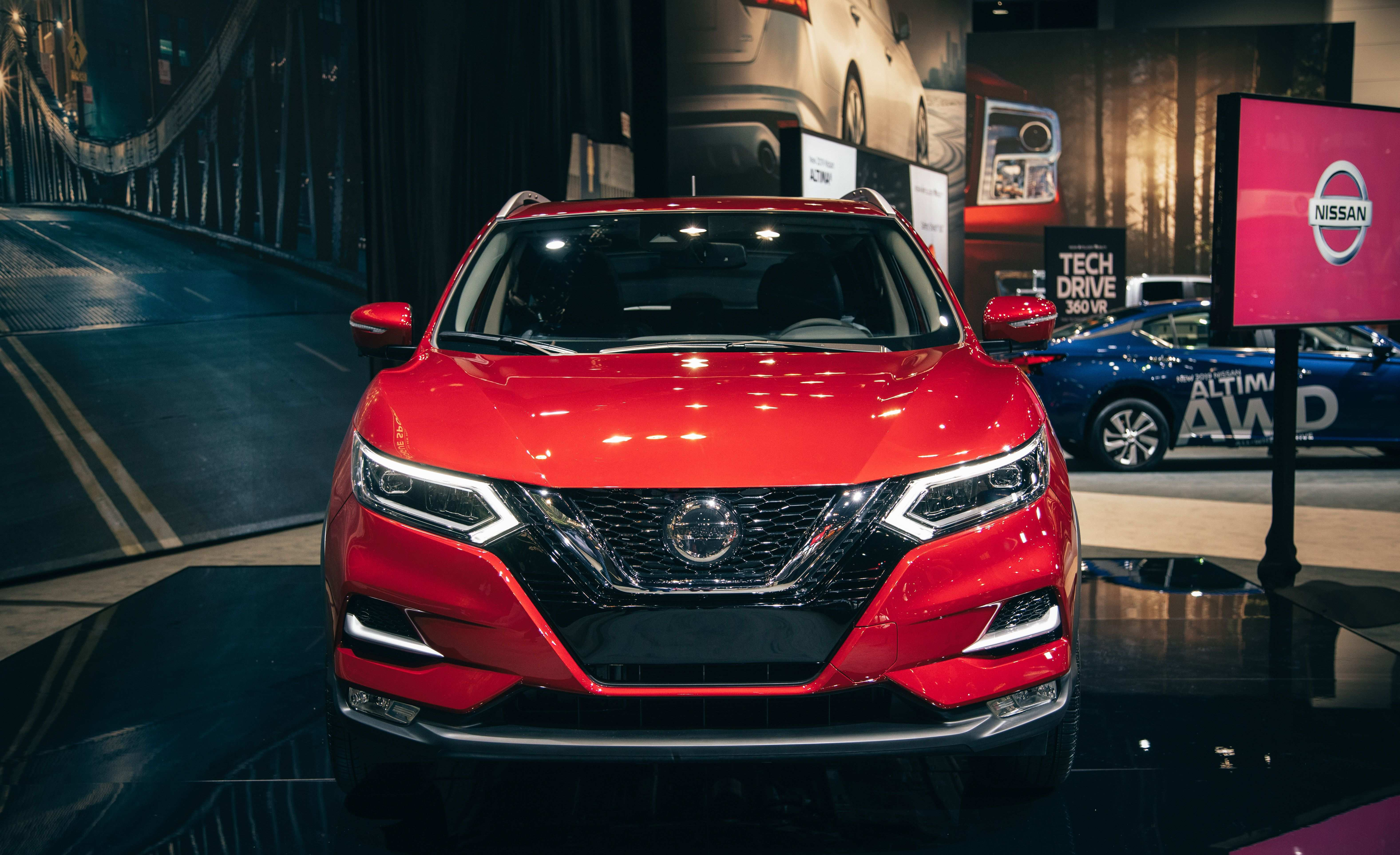 77 All New 2020 Nissan Rogue Sport Photos