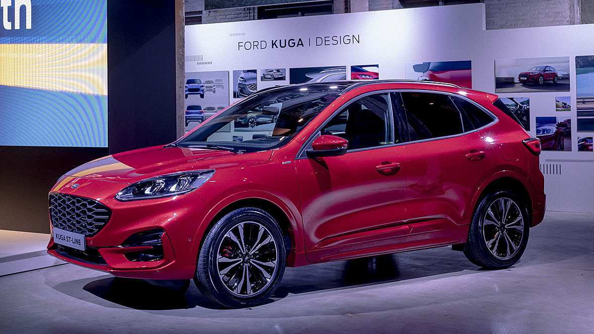 77 All New Ford New Kuga 2020 Specs and Review