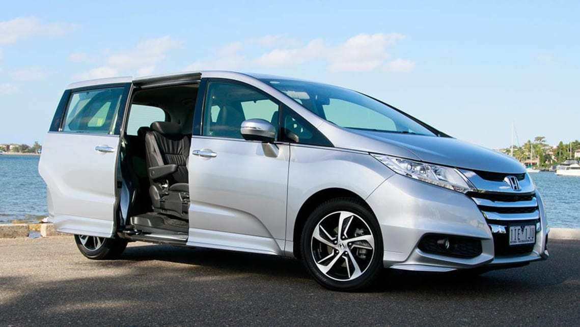 77 All New Honda Odyssey 2019 Australia New Model and Performance