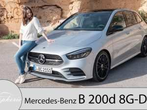 77 All New Mercedes B Klasse 2019 Overview