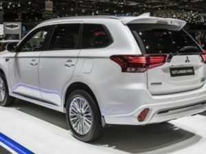 77 All New Mitsubishi Outlander Phev 2020 Release Date Spy Shoot
