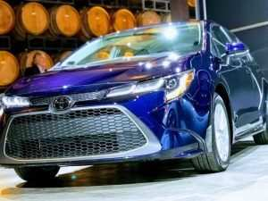 Price Of 2020 Toyota Corolla