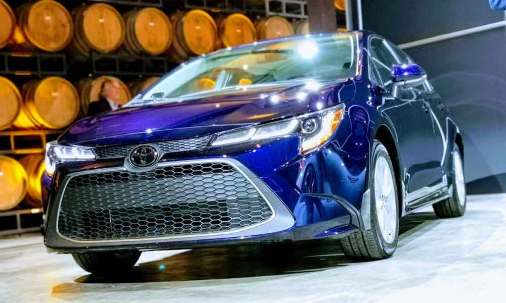 77 All New Price Of 2020 Toyota Corolla Redesign and Review