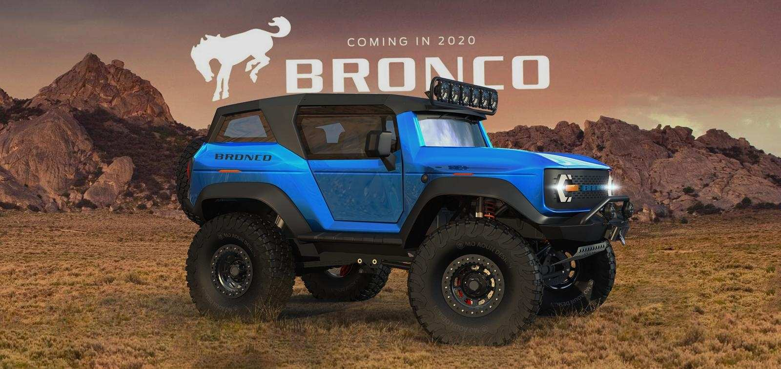 77 Best 2020 Ford Bronco Wallpaper Overview